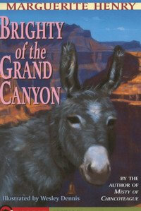 Grand Canyon Mules and lore of Brighty
