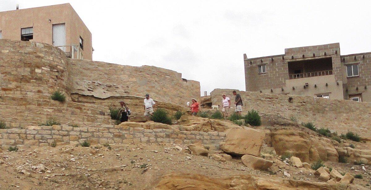 Hopi village tour led by Hopi host.