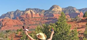 Sedona ceremony, drumming, Nature Retreats